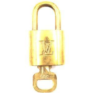 Gold Lock Keepall Speedy Key Set #306 Bag